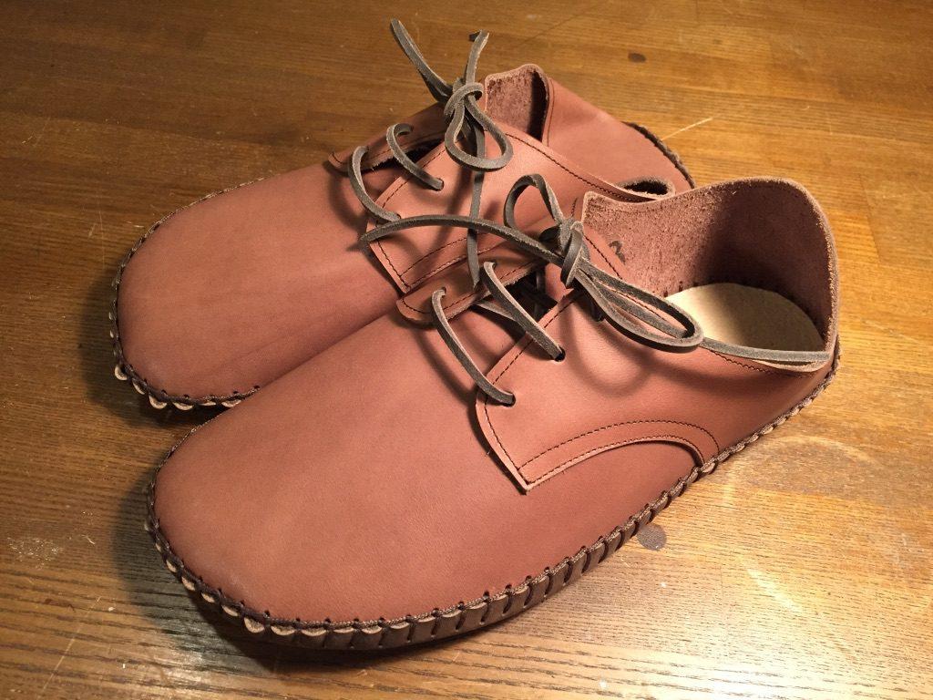 部屋靴・茶色