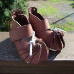 子ども靴・茶色