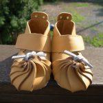 ベビー靴・ベージュ