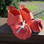 ベビー靴・レッド
