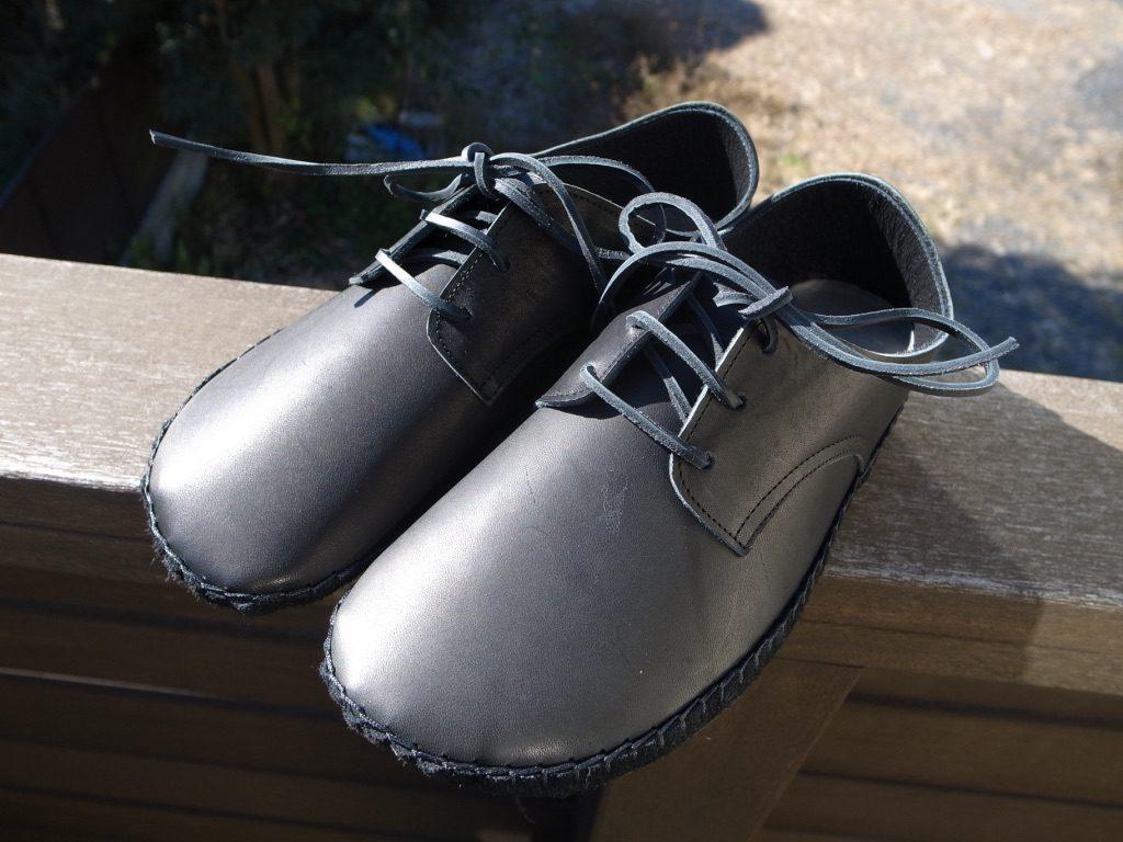 外履き靴1・黒