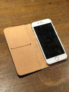 ミシンで作るiPhone7・7plusケース