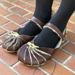 ◆ あたたか しゅうまい大人靴 ◆こげ茶